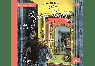 Jutta Richter - Frau Wolle und die Welt hinter der Welt  - (CD)