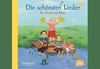 VARIOUS - Die schönsten Lieder für Groß und Klein  - (CD)