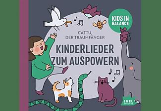 Der Traumfänger Cattu - Kinderlieder zum Auspowern  - (CD)