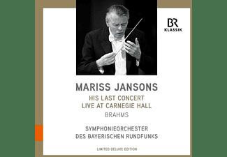 Mariss & Sobr Jansons - MARISS JANSONS: HIS LAST CONCERT LIVE AT CARNEGIE  - (Vinyl)