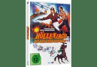 Höllenjagd bis ans Ende der Welt - Mediabook C Blu-ray