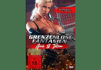 Grenzenlose Fantasien Box-Geil und intim DVD