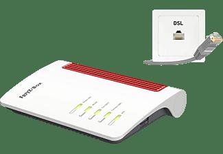 AVM FRITZ!Box 7530 AX (Wi-Fi 6) VDSL/ADSL-Router 2400 Mbit/s