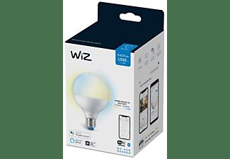 PHILIPS WiZ Smarte Lampe G95, Wi-Fi, 75W, E27, 1055lm, Weißlichtlampe (78633500)