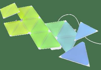 NANOLEAF Shapes Triangles Starter Kit - 15PK Beleuchtung  Multicolor/Warmweiß/Tageslichtweiß