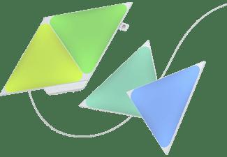 NANOLEAF Shapes Triangles Starter Kit - 4PK Beleuchtung  Multicolor / Warmweiß / Tageslichtweiß
