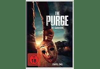 The Purge - Die Säuberung - Staffel 2 [DVD]