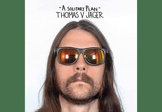THOMAS V. Jäger - A Solitary Plan (Green Vinyl)  - (Vinyl)