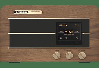 GRUNDIG Heinzelmann – Limited Edition Internetradio, DAB+, FM, Internet Radio, Bluetooth, Holzfarben