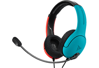PDP Gaming headset LVL40 Blauw Nintendo Switch