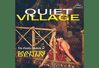 Martin Denny - QUIET VILLAGE  - (Vinyl)