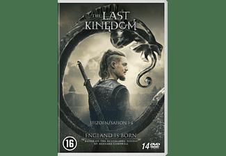 The Last Kingdom: Saison 1-4 - DVD