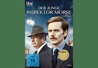Der Junge Inspektor Morse - Staffel 6 DVD