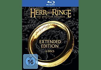 Der Herr der Ringe: Extended Editions Trilogie [Blu-ray]