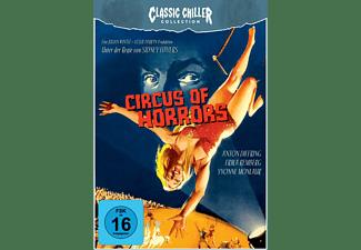 Circus of Horrors Blu-ray