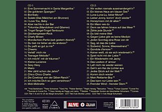 Peggy Brown - Jeden Sonntag Eine Rose Von Dir - 50 große Erfolg  - (CD)