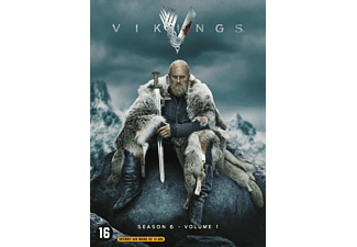 Vikings - Seizoen 6 - Deel 1 - DVD