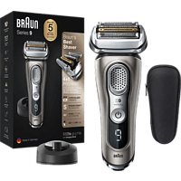 BRAUN Series 9-9325 S Noble Metal Wet&Dry