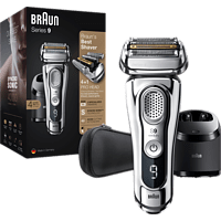 BRAUN Series 9 9375CC Chrom
