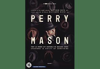 Perry Mason - Seizoen 1 - DVD