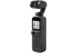 Cámara deportiva - DJI Pocket 2 CPOS014601, 4K, USB-C, 64 MP, Negro