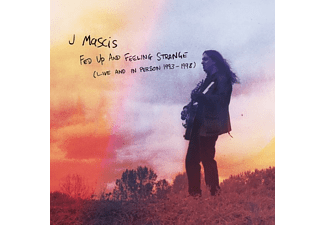 J Mascis - Fed Up And Feeling Strange-Live (3CD Wallet Set)  - (CD)
