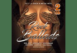 VARIOUS - Rock Ballads Vol.1  - (CD)