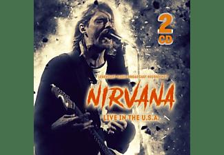 Nirvana - Live In The U.S.A.  - (CD)