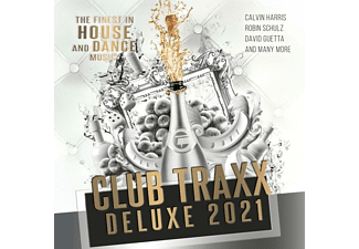VARIOUS - CLUB TRAXX DELUXE 2021  - (CD)