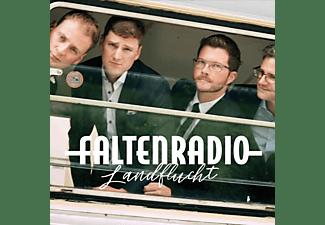 Faltenradio - LANDFLUCHT  - (CD)