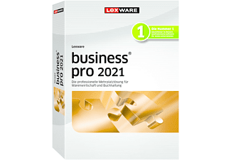 Lexware business pro 2021 Lager & Buchhaltung JV (365-Tage) - [PC]