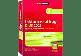 Lexware faktura+auftrag plus 2021 Lager-Angebot-Rechnung JV(365-Tage) - [PC]