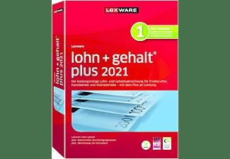 Lexware lohn+gehalt plus 2021 Jahresversion (365-Tage) - [PC]