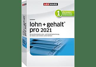Lexware lohn+gehalt pro 2021 Jahresversion (365-Tage) - [PC]