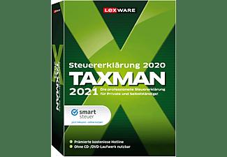 TAXMAN 2021 - Steuer-Software für Steuererklärung 2020  - [PC]