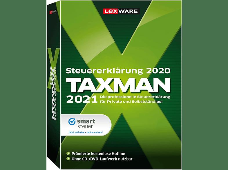 TAXMAN 2021   Steuer-Software für Steuererklärung 2020 ...