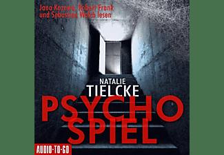 Natalie Tielcke - Psychospiel  - (CD)
