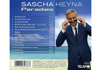 Sascha Heyna - Paradies  - (CD)