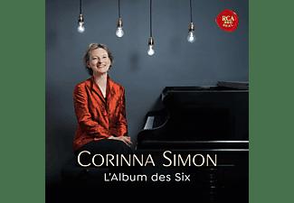 Corinna Simon - L'Album des Six  - (CD)