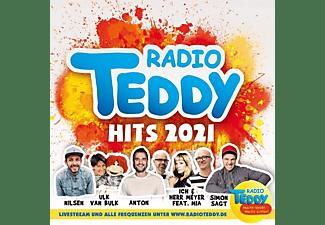 VARIOUS - Radio Teddy Hits 2021  - (CD)