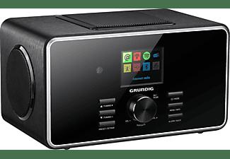 GRUNDIG DTR 6000 X Internetradio, FM / RDS / DAB+ / Internet Radio, FM, DAB+, Internet Radio, AM, Bluetooth, Schwarz