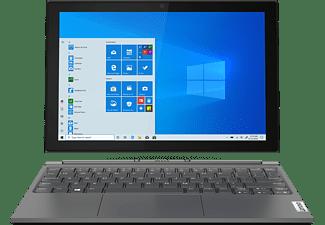 LENOVO Convertible IdeaPad Duet 3 10IGL5, N5030, 8GB, 128GB, 10.3 Zoll HD Touch, Graphite Grey (82AT0051GE)