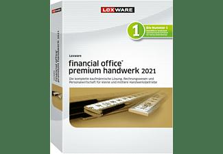 Lexware financial office premium handwerk 2021 Buchhaltung-Lager-Lohn JV (365-Tage) - [PC]
