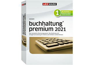 Lexware buchhaltung premium 2021 Jahresversion (365-Tage) - [PC]