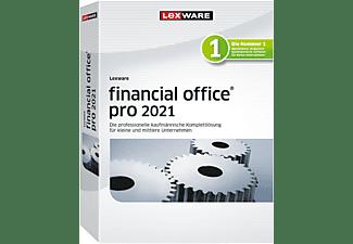 Lexware financial office pro 2021 Buchhaltung-Rechnung-Lohn JV (365-Tage) - [PC]
