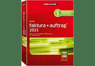 Lexware faktura+auftrag 2021 Lager-Angebot-Rechnung JV (365-Tage) - [PC]