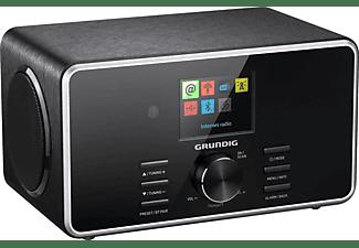 GRUNDIG DTR 5000 X Internetradio, FM, AM, DAB+, Internet Radio, DAB, FM, DAB+, Internet Radio, AM, Bluetooth, Schwarz
