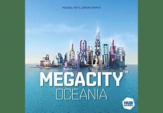 HUB GAMES MegaCity: Oceania Gesellschaftsspiel Mehrfarbig