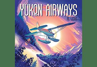 LUDONOVA Yukon Airways Gesellschaftsspiel Mehrfarbig