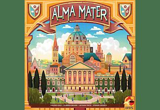 PLAN B GAMES Alma Mater Gesellschaftsspiel Mehrfarbig